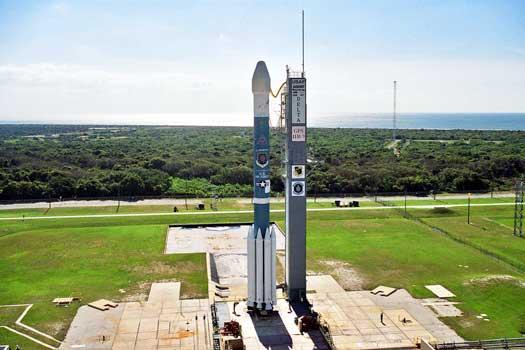 Delta 2 - 1 kwietnia 2003 (II)