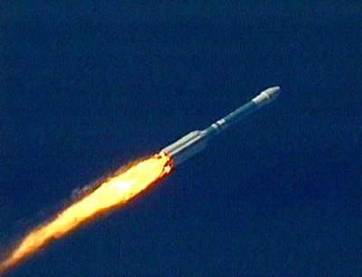 Delta 2 - 1 kwietnia 2003 (VI)