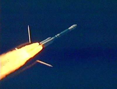 Delta 2 - 1 kwietnia 2003 (VII)