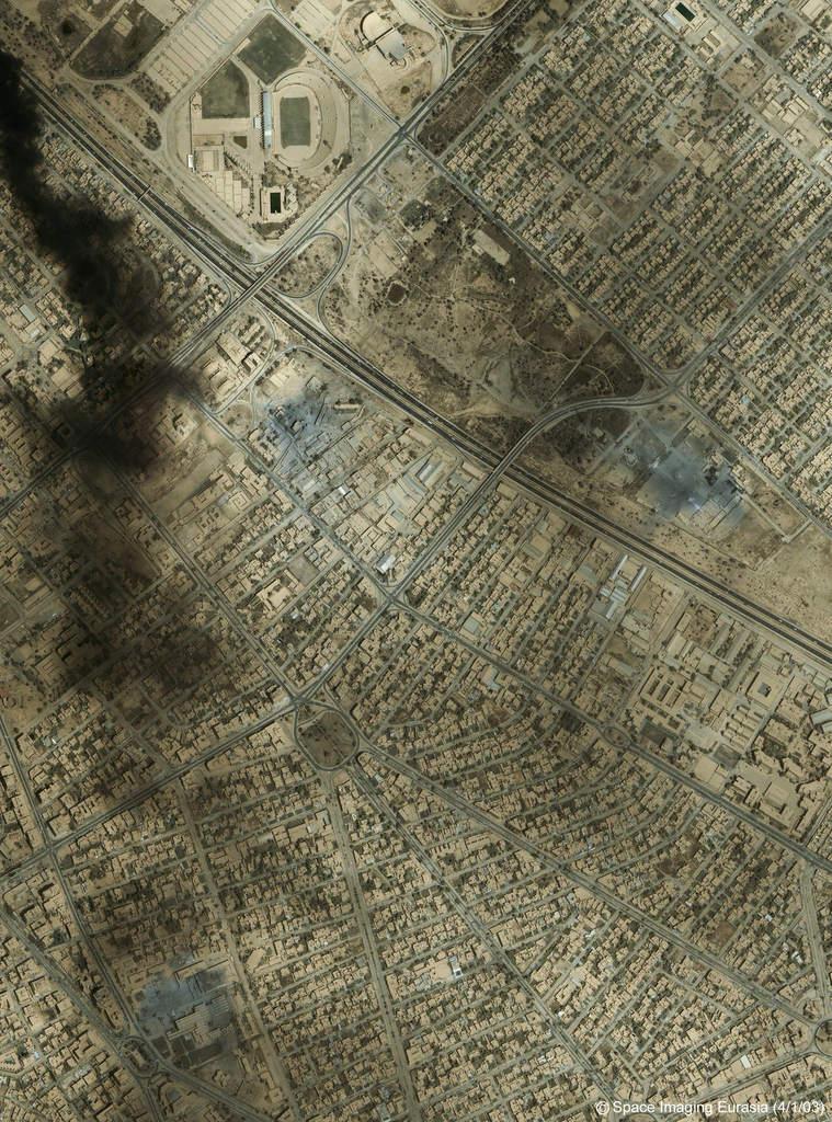 Bagdad: Stadion Al-Shaab