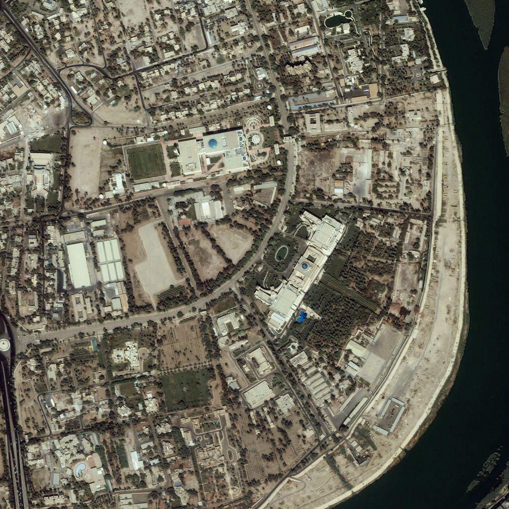 Bagdad: Pałac Republikański