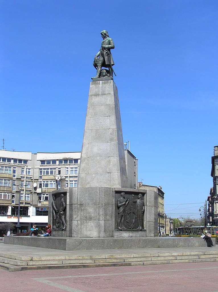 Plac Wolności wŁodzi