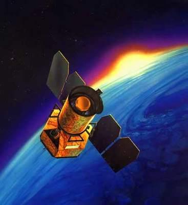 Satelita GALEX