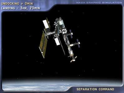 Powrót Sojuza na Ziemię (I)
