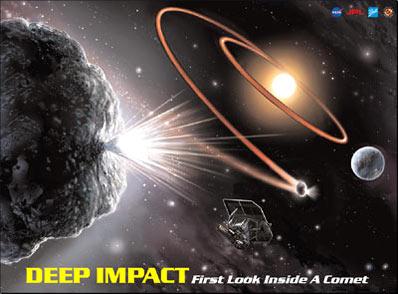 Misja Deep Impact