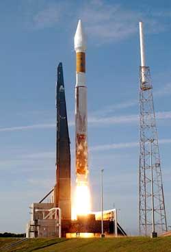 Start rakiety Atlas 5