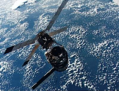 Skylab ponad Ziemią