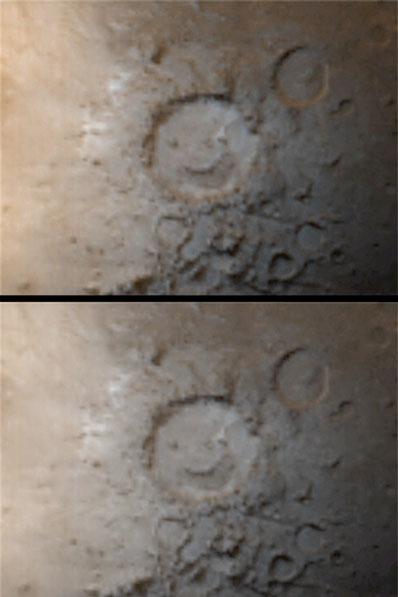 """Krater """"Wesoła Buzia"""""""