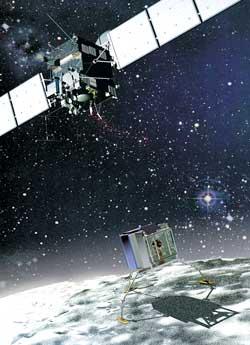 Sonda Rosetta i jej lądownik