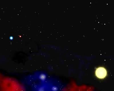 Układ potrójny Y Carinae