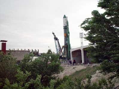 Sojuz z Progressem M1-10