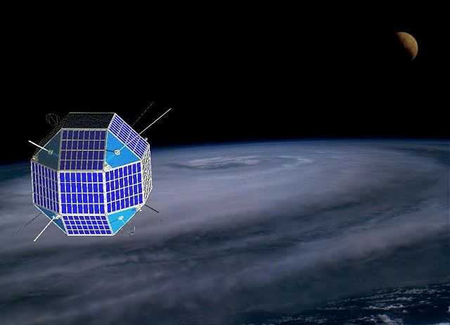 Czeski satelita MIMOSA