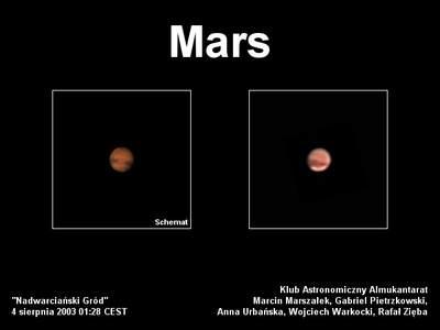 Mars zZałęcza