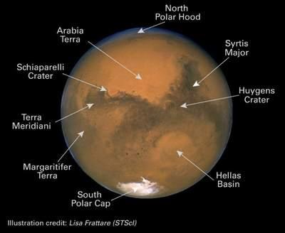 Mars zHST, 26 sierpnia 2003 roku zopisami