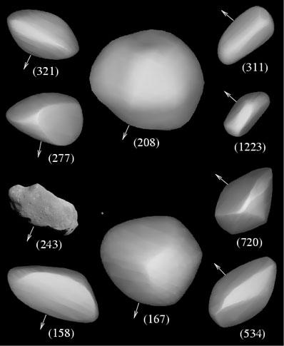 Planetoidy z rodziny Koronis