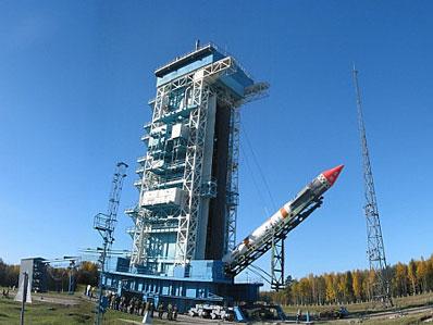 Rakieta 3M - przygotowania do startu