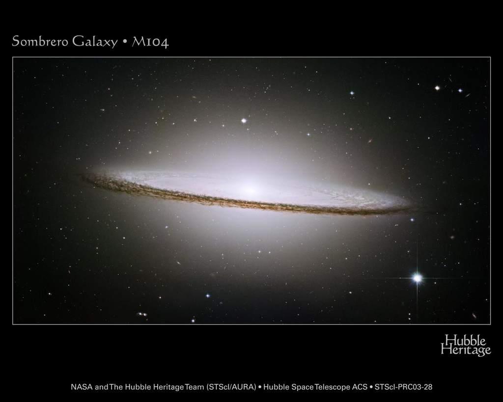 M104 - Sombrero