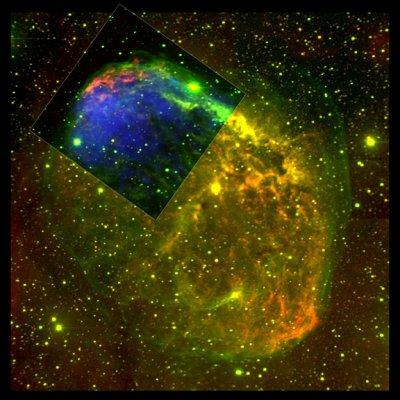NGC 6888 - całość