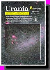 """Urania - Postępy Astronomii"" 6/2003"