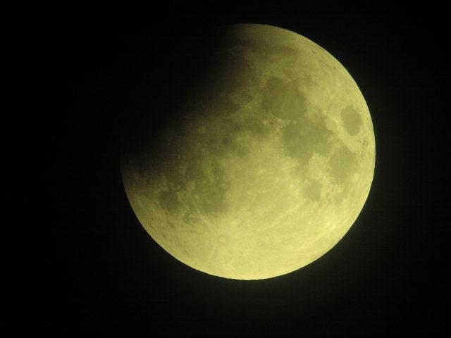 Zaćmienie Księżyca 8-9 listopada 2003 godzina 00:46