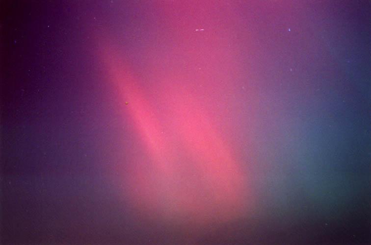 Zorza polarna z 20 listopada 2003 (I)