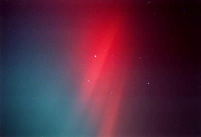 Zorza polarna z20 listopada 2003 (II)
