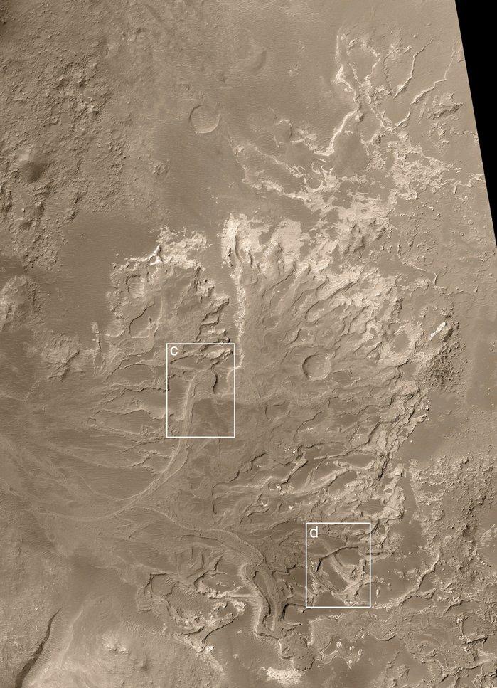 Usypisko na Marsie
