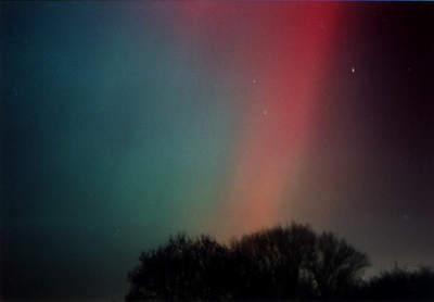 Zorza polarna z20 listopada 2003 (V)