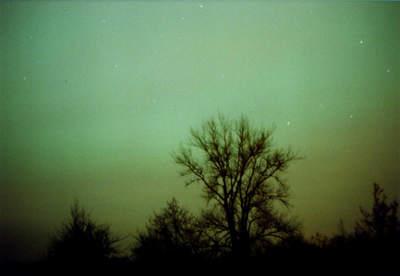 Zorza polarna z20 listopada 2003 (X)