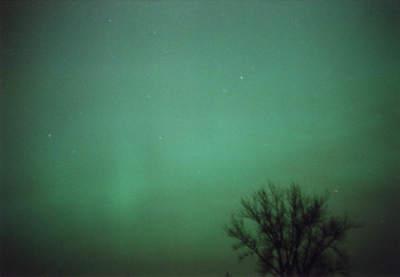 Zorza polarna z20 listopada 2003 (XI)