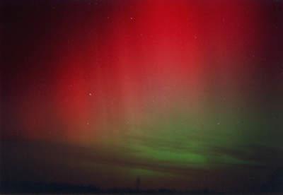 Zorza polarna z20 listopada 2003 (XII)