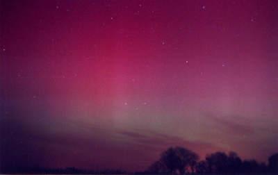 Zorza polarna z20 listopada 2003 (XVII)