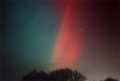Zorza polarna z20 listopada 2003 (XVIII)