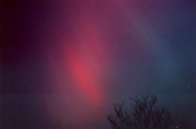Zorza polarna z20 listopada 2003 (XX)