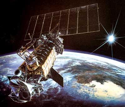 Satelita DMSP