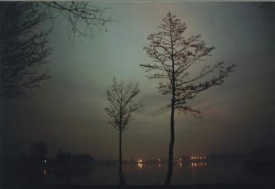 Zorza polarna, 20 listopada 2003, Szubin (I)
