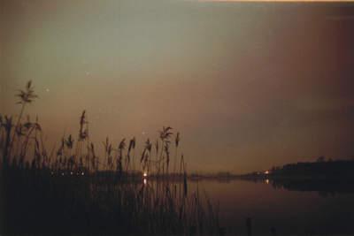 Zorza polarna, 20 listopada 2003, Szubin (III)