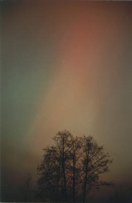 Zorza polarna, 20 listopada 2003, Szubin (VIII)