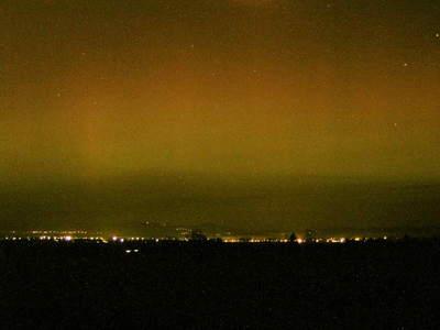 Zorza polarna, 20 listopada 2003, Czarny Dunajec (VII)