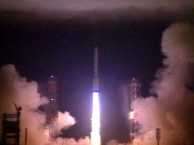 Start rakiety Proton z Express AM-22