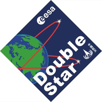 Logo misji Double Star