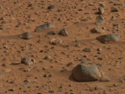 Kamienie na Marsie