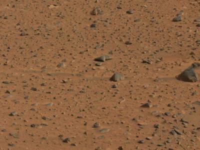 Smugi na Marsie