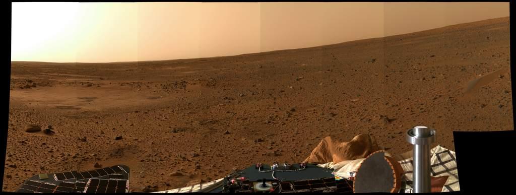 Druga pocztówka z Marsa