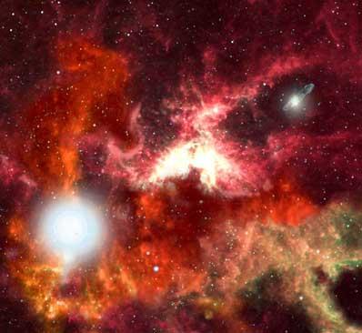 Ewolucja gwiazdy we młodym Wszechświecie