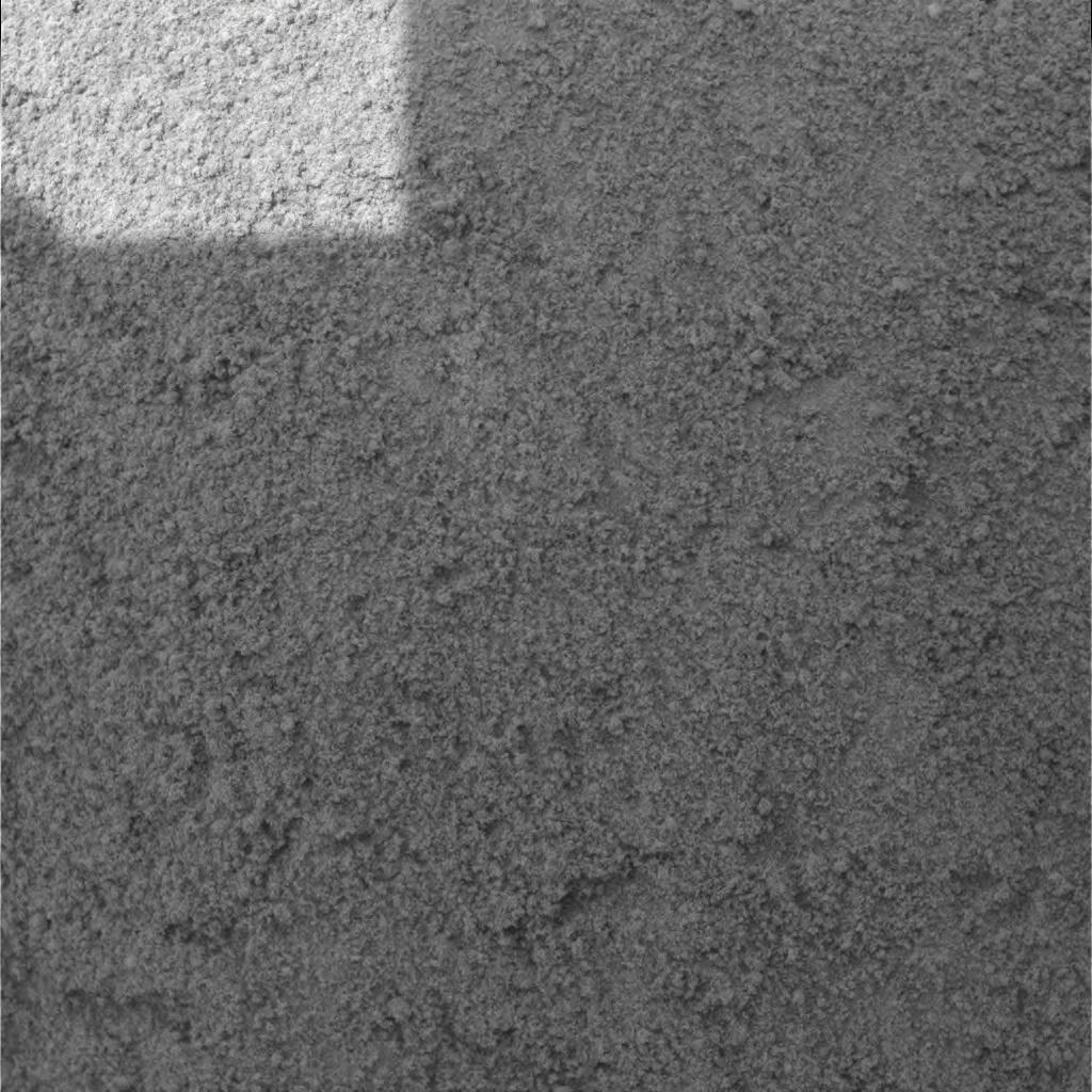 Marsjański grunt