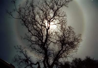 Halo wokół Księżyca, 6 stycznia 2004 roku