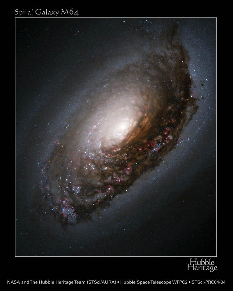 M64 - Czarne Oko