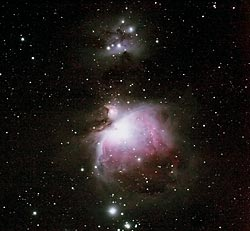 Mgałwica w Orionie siedliskiem układów podwójnych