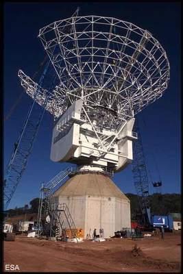 Nowa antena ESA